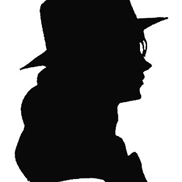 Michael Jackson Silouette by thatstickerguy