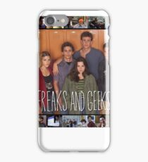 Freaks and Geeks Shirt iPhone Case/Skin