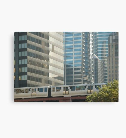 The Chicago Transit Authority Canvas Print