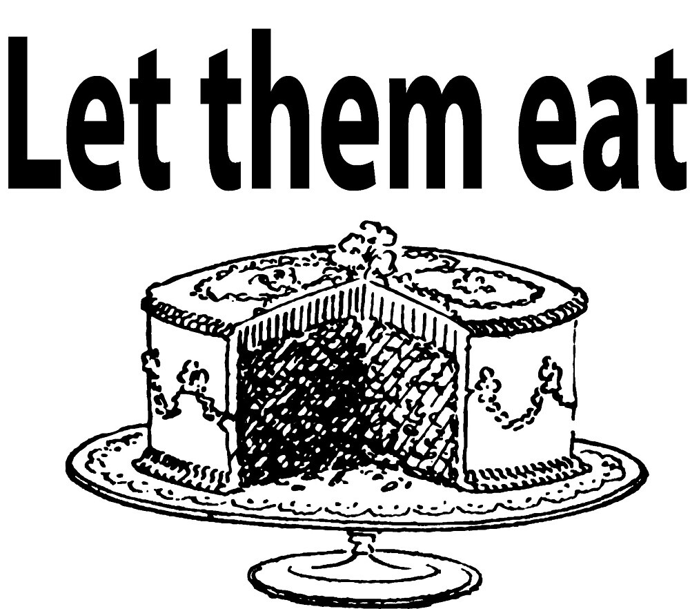 Let them Eat Cake by Lou Nash