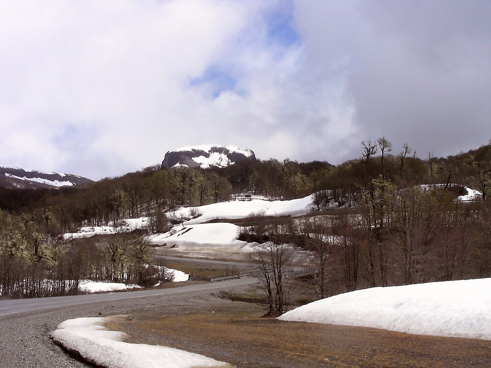Cordillera Blanca. by cieloverde