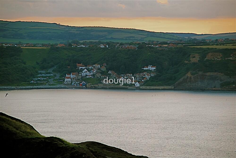 Runswick Bay by dougie1