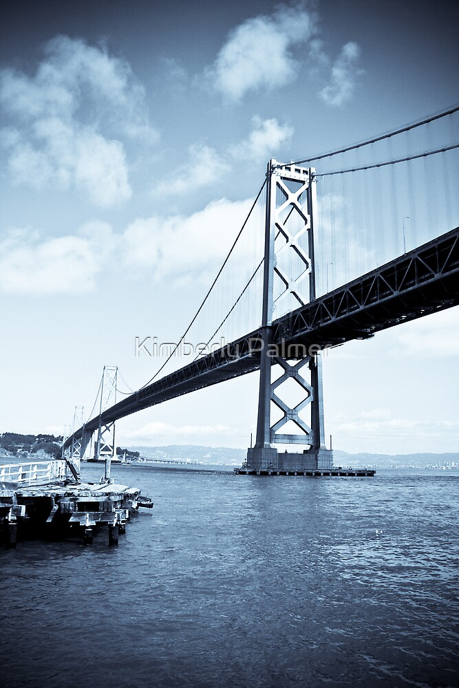 The SF Bay Bridge by Kimberly Palmer