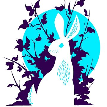 Snow Rabbit by kathuman