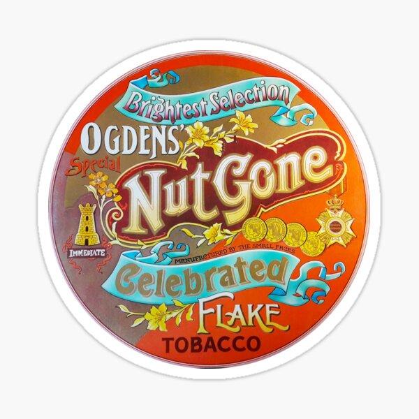 Small Faces - Ogdens' Nut Gone Flake Shirt, Sticker, Mask Sticker