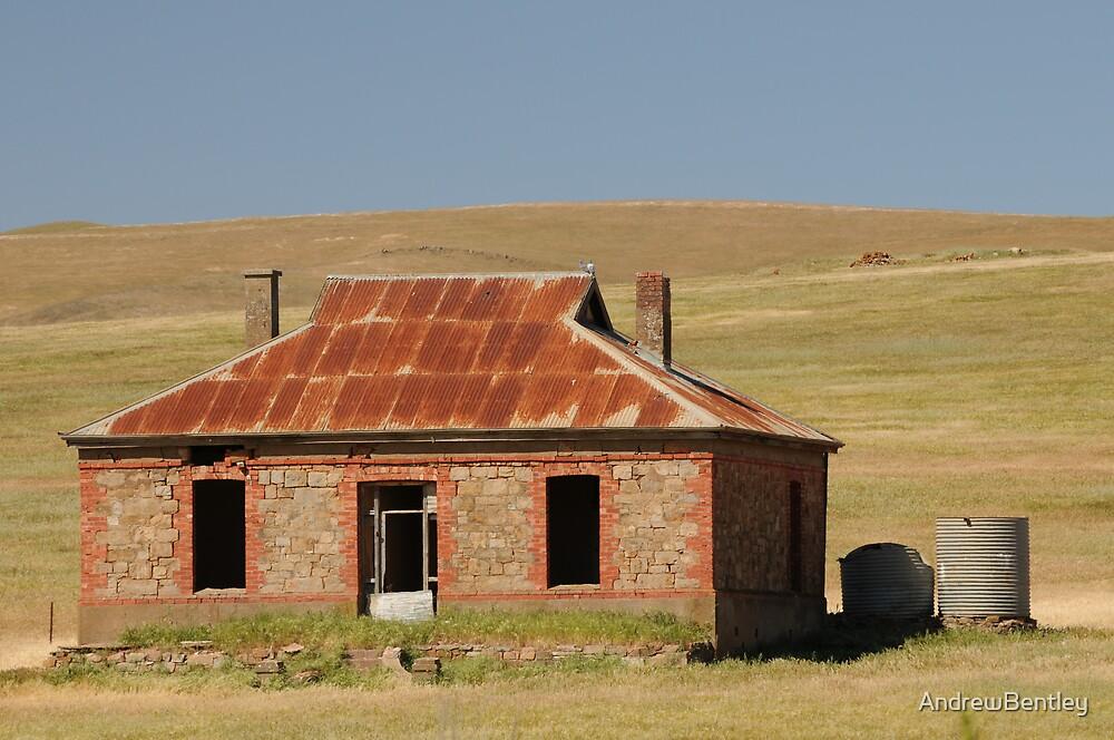 Old homestead  by AndrewBentley