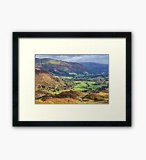 Vale of Grasmere Framed Print