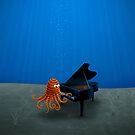 Pianist by vladstudio