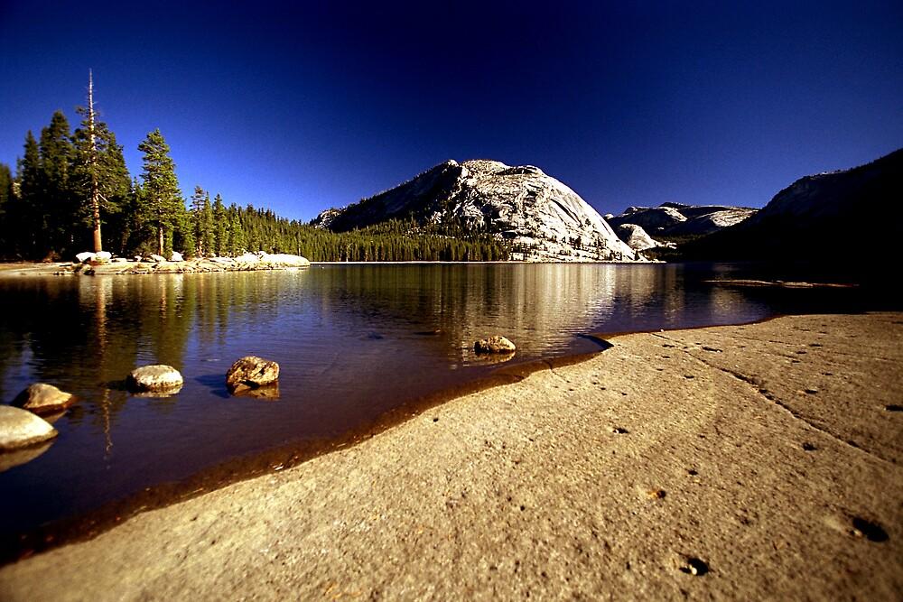 Lake Tenaya by steveberlin