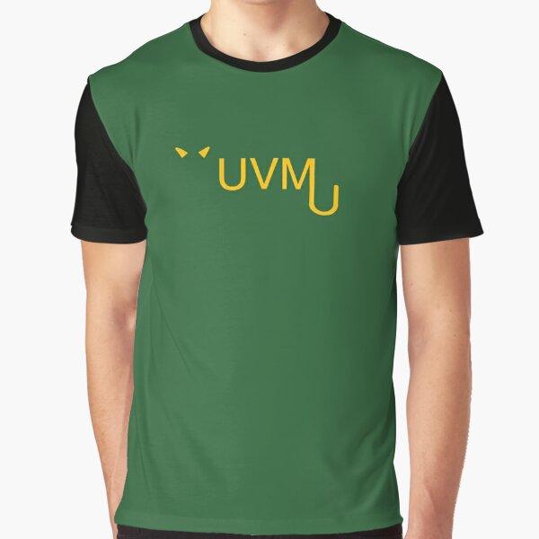 UVM Catamounts shirt  Graphic T-Shirt