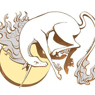 Unicorn Dance by kathuman