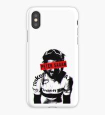Peter Sagan iPhone Case/Skin