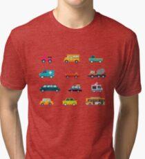 Cars Tri-blend T-Shirt