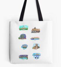 Australia- Capital Cities Tote Bag