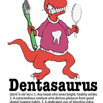 Dentasaurus by vortiene