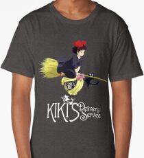 Kiki's Delivery Service-Studio Ghibli Long T-Shirt