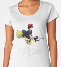 Kiki's Delivery Service-Studio Ghibli Women's Premium T-Shirt