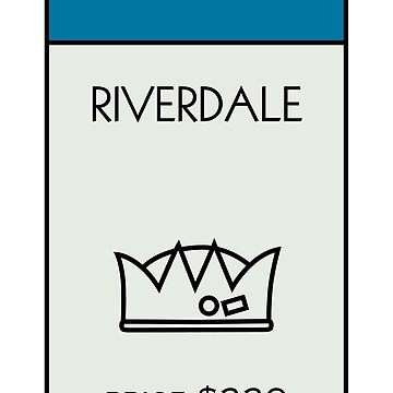Riverdale Property Card by huckblade