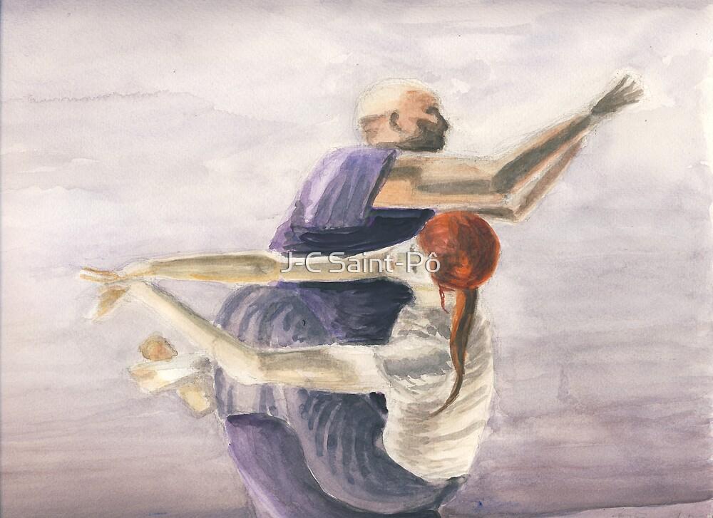 Sacred Monsters by J-C Saint-Pô
