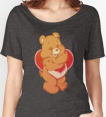 Tenderheart Bear Women's Relaxed Fit T-Shirt