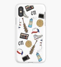 Stranger Things Art Sticker Phone Case iPhone Case/Skin