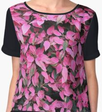 All about Flowers Chiffon Top