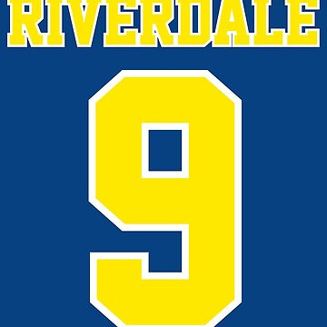 Riverdale Bulldogs #9 by huckblade
