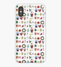 Cute Christmas item iPhone Case/Skin