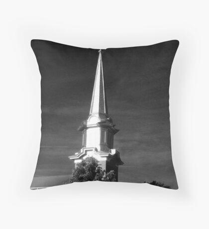 1st Presbyterian Church Throw Pillow