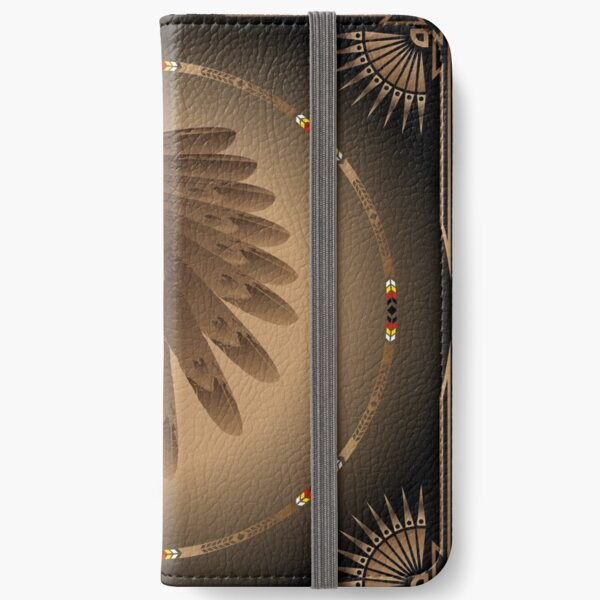 Honor and Strength iPhone Wallet