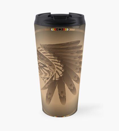 Honor and Strength Travel Mug