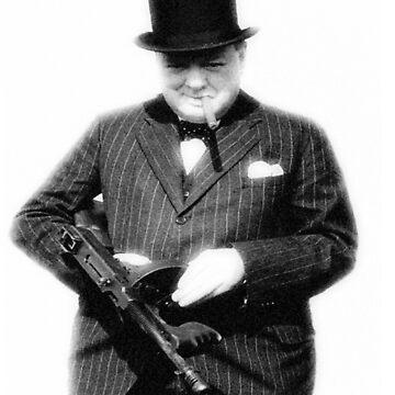 Churchill. by Syphermorian