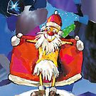 Santa Claus is Coming to Town! by Tom Kozyra