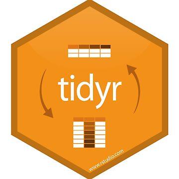 tidyr -- tidyverse library by taivop