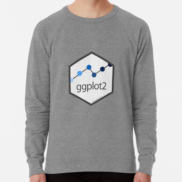 ggplot2 -- tidyverse library Lightweight Sweatshirt