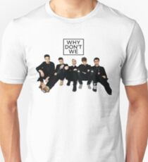 when do we - the famous social group T-Shirt