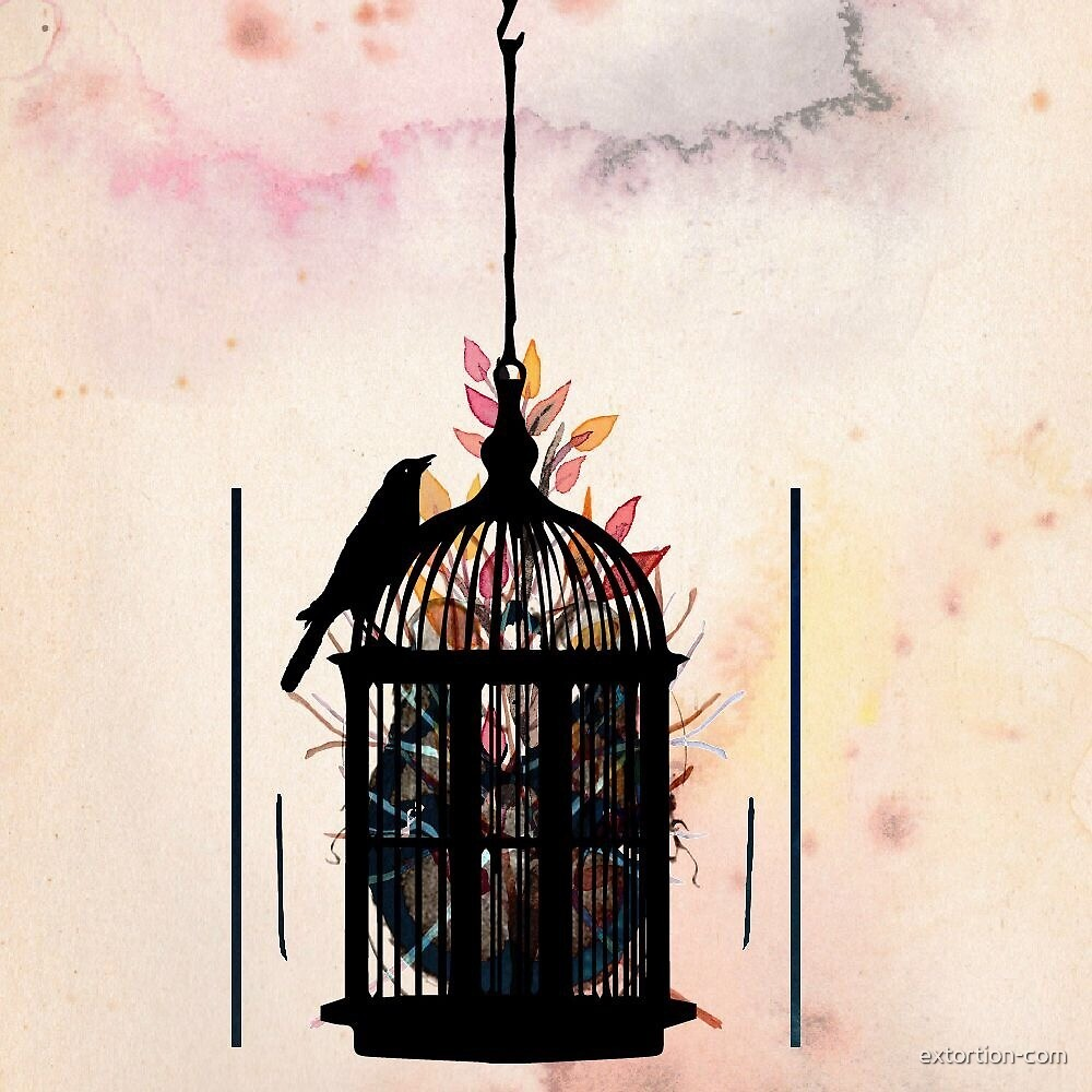 Caged headache by extortion-com