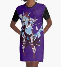 Sylvanas Graphic T-Shirt Dress