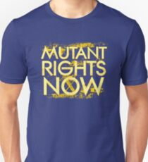 Mutant Rights Now T-Shirt