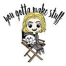 Jennifer Morrison - Blonde by CapnMarshmallow
