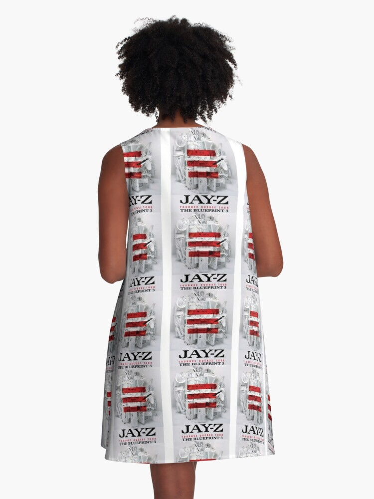 Jay z the blueprint 3 tour 2017 2018 a line dress by resshaaprina product preview malvernweather Gallery