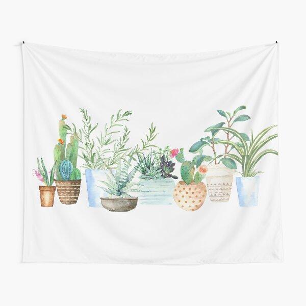 Plants  Tapestry