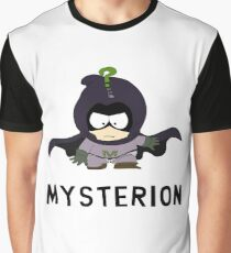 South Park - Mysterion Graphic T-Shirt