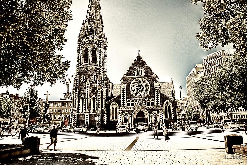 Church by fo2bug