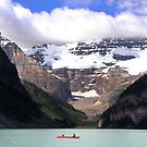 Lake Louise , Alberta, Canada  by gruntpig