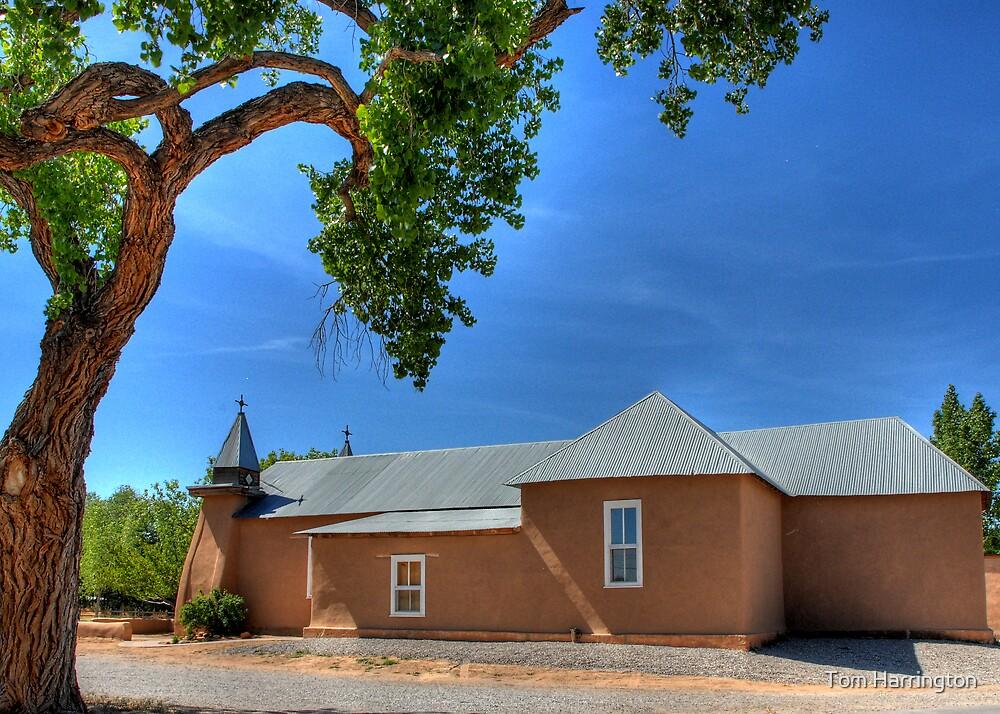 San Ysidro Church by Tom Harrington