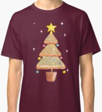 Fairy Christmas - Fairy Bread - Pink Classic T-Shirt