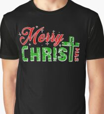 Merry Christmas Tshirt For Men and Women Graphic T-Shirt