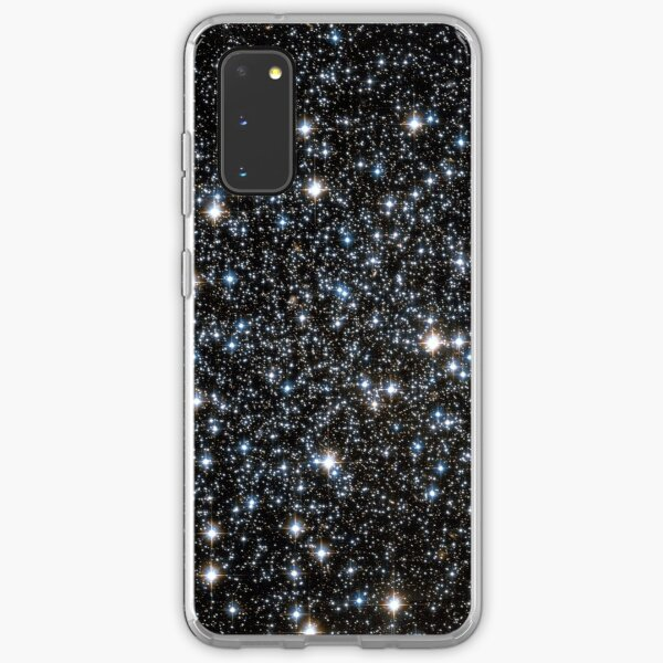 Glitter Galaxy Samsung Galaxy Soft Case