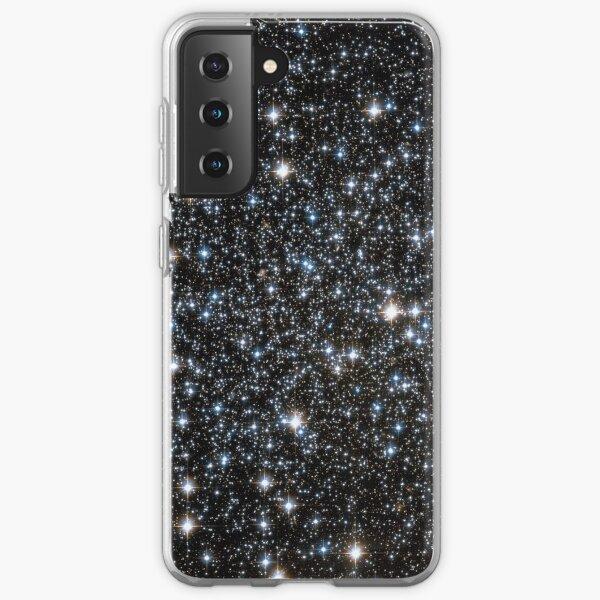 Glitter Galaxy Samsung Galaxy Soft Case